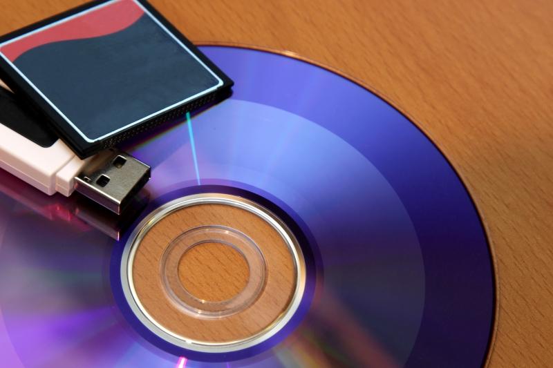 794244-three-data-storage-devices
